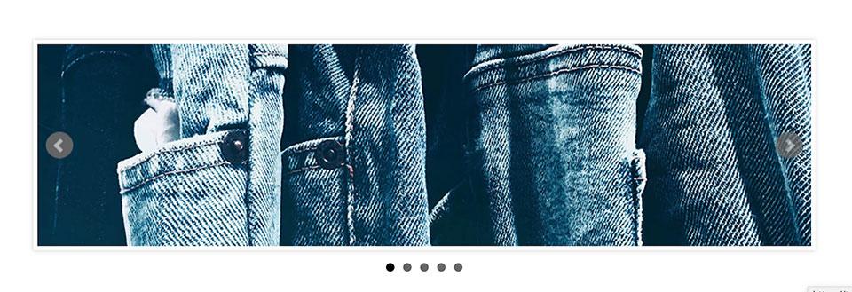 bxSlider設定方法DEMOページの画像